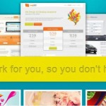 Creative Website Layout Tutorials Using Photoshop